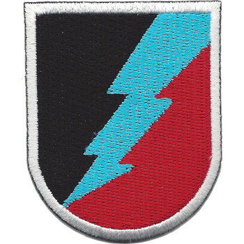 106th Military Intelligence Battalion Patch Flash