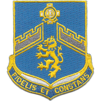 106th Infantry Regiment Patch