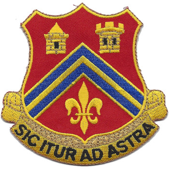 102nd Field Artillery Regiment Patch