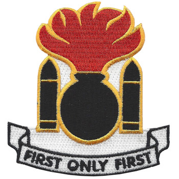 101st Ordnance Bn Patch