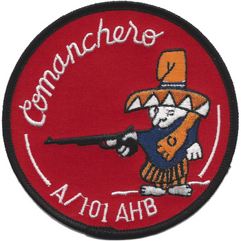 101st Aviation Assalt Helicopter Battalion Patch