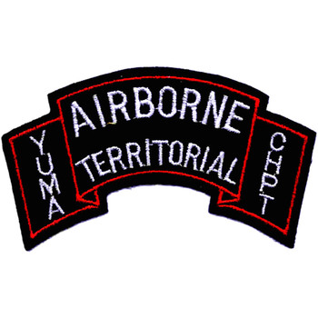 101st Airborne Infantry Division Yuma Arizona Territorial Chapter Patch
