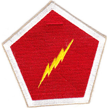 5th Infantry Regimental Combat Team Patch