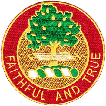 5th Field Artillery Battalion Patch DUI