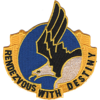101st Airborne Division Patch Screaming Eagles Crest