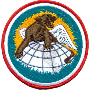 100th Fighter Squadron Patch