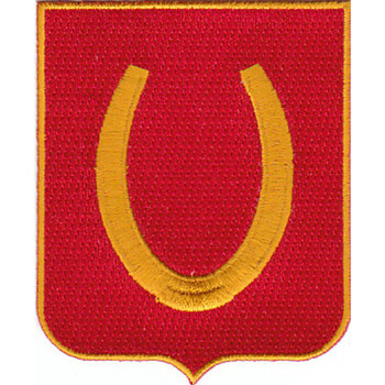 100th Field Artillery Regiment Patch