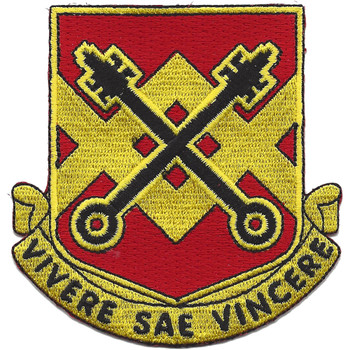 100th Anti Aircraft Field Artillery Battalion Patch