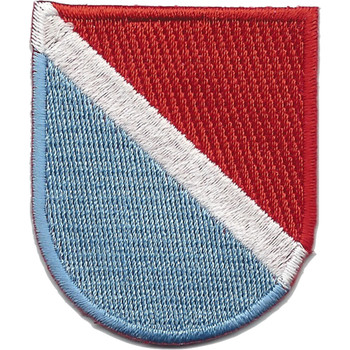 11th Special Forces Group Flash Patch