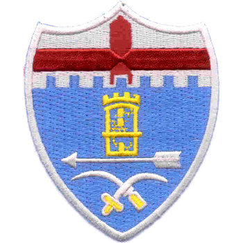 11Th Infantry Regiment Patch