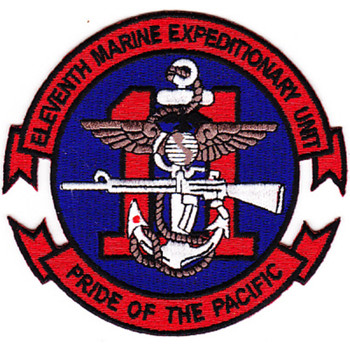 11th Marine Expeditionary Unit Patch