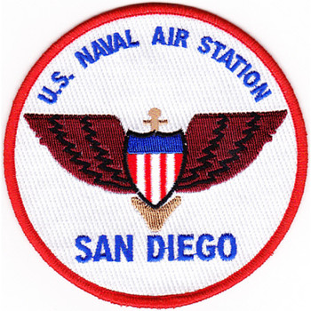 San Diego Air Station California Patch