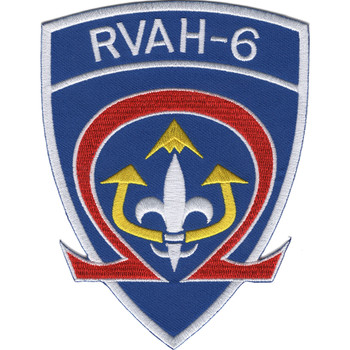 RVAH-6 Reconnaissance Attack Squadron Patch