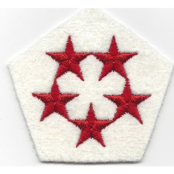 5th Army Patch Pre WWII Version Shoulder Patch