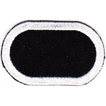 5th Airborne Special Forces Group Patch Silver Oval