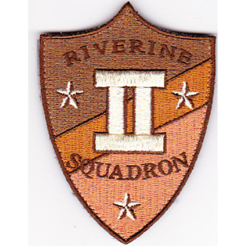Rivron 2 Naval River Squadron Two Desert Patch Hook And Loop