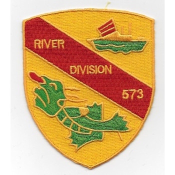 RIVDIV 573 River Division Patch