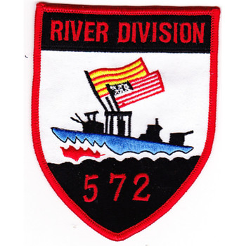 RIVDIV 572 River Division Patch