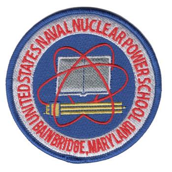 Nuclear Power School Bainbridge, Maryland Patch