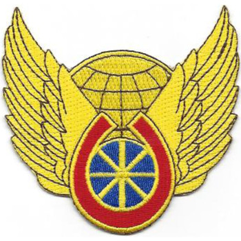 58th Transportation Battalion Patch