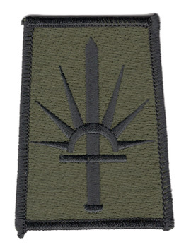 New York National Guard Patch