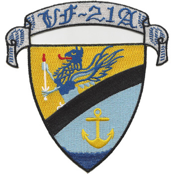 Navy VF-21A Fighter Squadron Patch