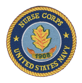 Navy Nurse Corps Patch