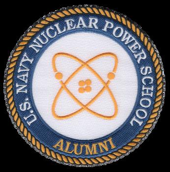 Navy Nuclear Power School Alumni Patch