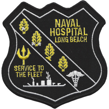 Navy Hospital Long Beach, California Patch