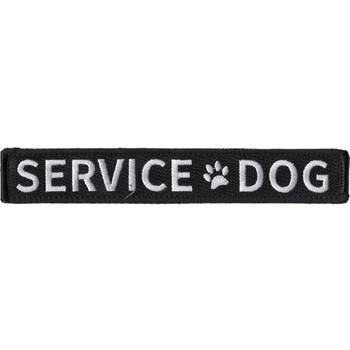 Service Dog Vest Patch