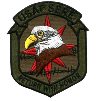 SERE Training Patch Return With Honor ACU