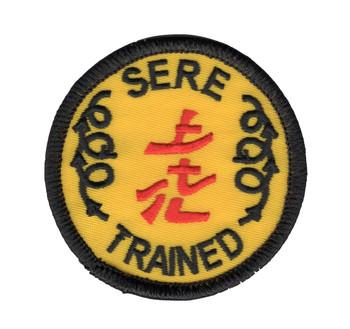 SERE Survival Evasion Resistance Escape Training Patch