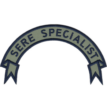 SERE Specialist Ribbon Patch