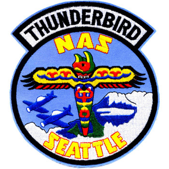 Seattle Naval Air Station Patch