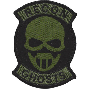 Seal Team Recon Ghosts Patch Hook And Loop