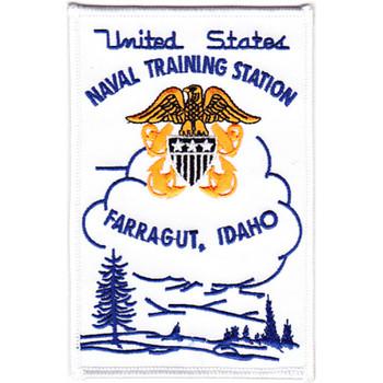 Naval Training Center Farragut Idaho Patch