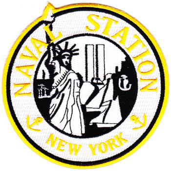 Naval Station New York Patch