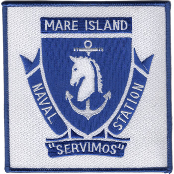 Naval Station Mare Island Second Version Patch
