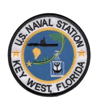 Naval Station Key West Florida Patch