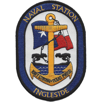 Naval Station Ingleside Texas Patch