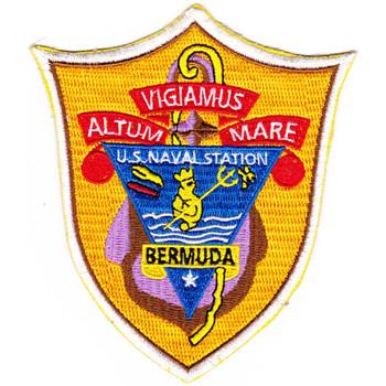 Naval Station Bermuda Patch