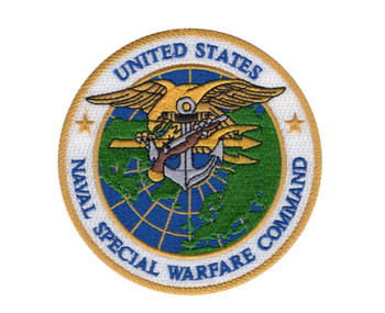 Naval Special Warfare Command Patch