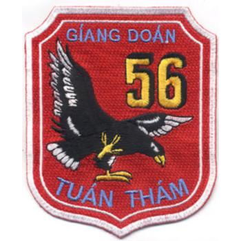 Naval River Patrol Group 56 Patch