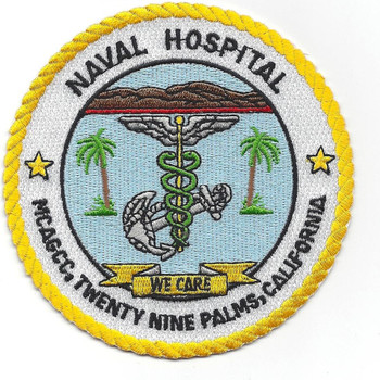 Naval Hospital Mcagcc 29 Palms, CA Patch