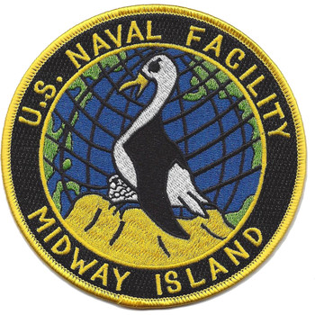 Naval Facility Midway Island Patch
