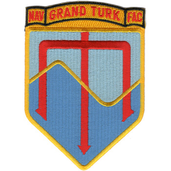 Naval Facility Grand Turk Patch
