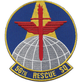 56th Rescue Squadron Patch