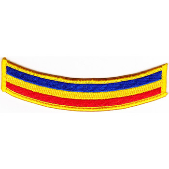Presidential Unit Citation Ribbon MOS Patch