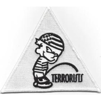 Piss On Terrorists Patch