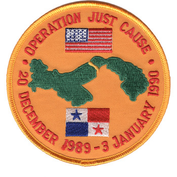 Operation Just Cause Patch